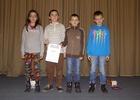 ZŠ+MŠ Adamov obhájila prvenství v kat. 1.-5.třída