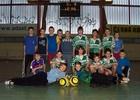 Halový turnaj mladších žáků