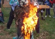 Oslava dne země a pálení čarodejnic