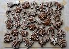 Pečení vánočních perníčků