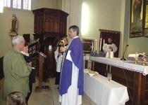 Adamov oslavil svátek svaté Barbory