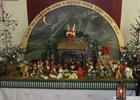Vánoční bohoslužby a betlém v kostele sv.Barbory