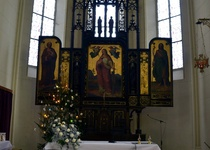 Kostel svaté Barbory