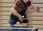 Zpráva o průběhu soutěží oddílů stolního tenisu Adamova
