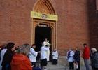 Velikonoční bohoslužby v kostele sv.Barbory