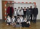 Halový turnaj fotbalových mladších žáků