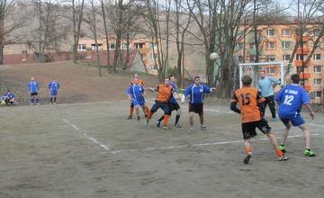 II. liga malé kopané: AJETO Adamov - St.B Jabloňany