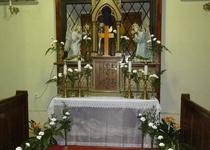 Velikonoční svátky v místním kostele