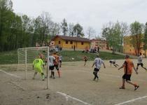 Sportovní areál na ulici Ronovská