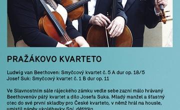 Pražákovo kvarteto v Rájci - Jestřebí