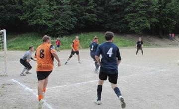 3. kolo poháru Ajeto - FC FULGUR Býkovice 1:0