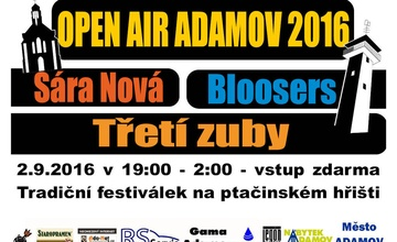 Open Air Adamov 2016
