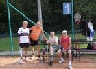 Podzimní tenisový turnaj seniorů