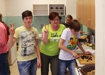 Škola vaření - RECEPTY