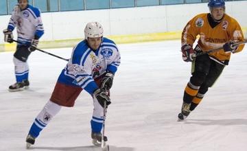 Hokej muži: TJ Sokol Březina - TJ Spartak Adamov