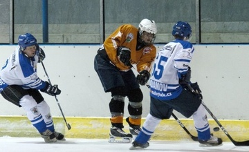 Hokej muži: TJ Spartak Adamov - Tatran Hrušky