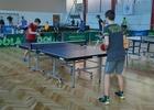 Turnaj stolního tenisu mládeže - tělocvična ZŠ Komenského