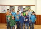 Přebor škol Základní kolo, Adamov - 1.Marek Dvořák