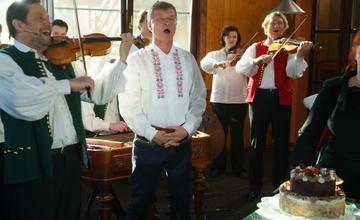 Vánoční koncert Jožky Šmukaře a jeho cimbálové muziky