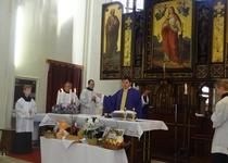 Hodová mše u sv.Barborky