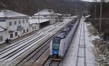 Výluka vlaků ve dnech 21. 1. a 22. 1. 2017