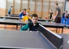 Krajský bodovací turnaj mládeže ve stolním tenisu