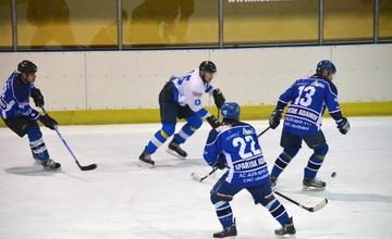 Hokej muži: TJ Sokol Černá Hora - TJ Spartak Adamov