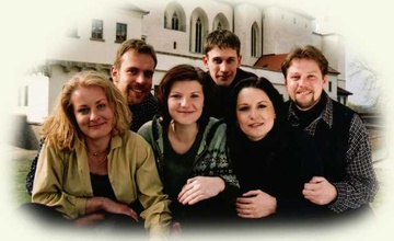Koncert vokální skupiny MOŠNY