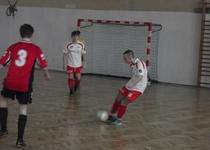 Halový turnaj fotbalových starších žáků
