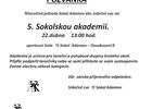 5. Sokolská akademie