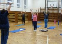 Cvičení žen - rozpis