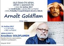 Setkání s ARNOŠTEM GOLDFLAMEM