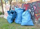 Jarní úklid města občany
