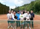 Tenisový turnaj seniorů