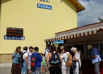 Z vycházky turistického oddílu: Polička - Šibeniční vrch - Polička