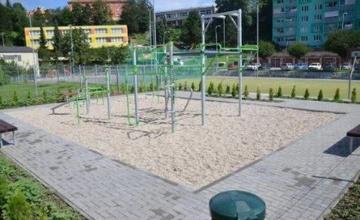 Víkendové uzavření dětských hřišť