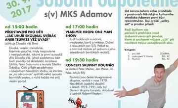 Sobotní odpoledne s(v) MKS Adamov