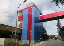 Oznámení o rekonstrukci veřejného výtahu na ulici Sadová