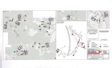 Informace k uzavírce silnice Adamov - Bílovice