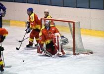 TJ Sokol Černá Hora - Spartak Adamov 4:7 (2:1, 0:3, 2:3)