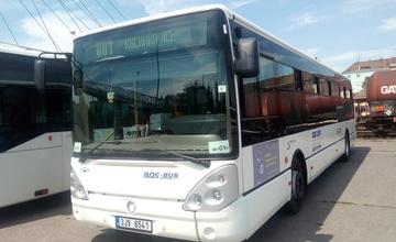 Obnova vozidel pro MHD Adamov