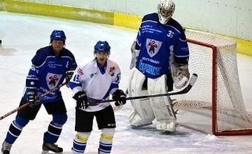 Hokej muži: Bulldogs Brno - Spartak Adamov
