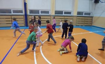Sportovní odpoledne pro všechny děti
