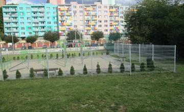 Částečná uzavírka sportovního areálu na ulici P.Jilemnického