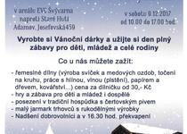 Vánoční jarmark na Švýcárně