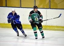 Hokej muži: Spartak Adamov - Bulldogs Brno