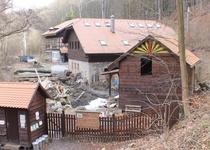 Lesní útulna v CHKO Moravský kras pro tebe
