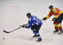 Spartak Adamov - TJ Sokol Černá Hora 11:3 (2:1, 4:1, 5:1)