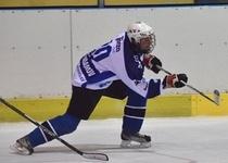 Spartak Adamov - Dynamiters Blansko HK 7:8 (2:3, 4:3, 1:2)