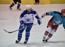 Spartak Adamov - HLC Bulldogs Brno 4:5 po SN (1:1, 1:3, 2:0)